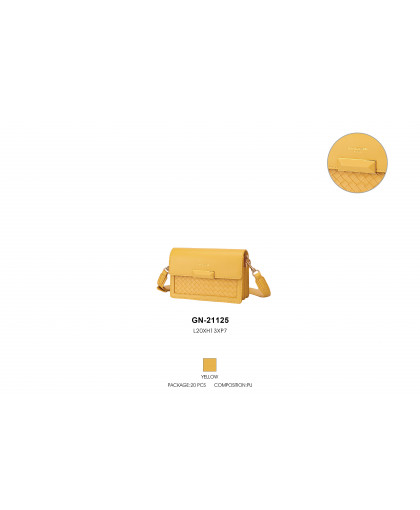 GN-21125/YELLOW